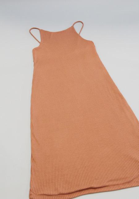 First Rite Camisole Dress - Rose