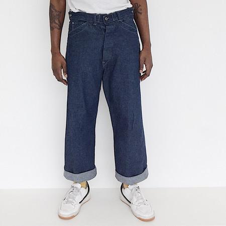 Johan Vintage Converted Overalls Jeans
