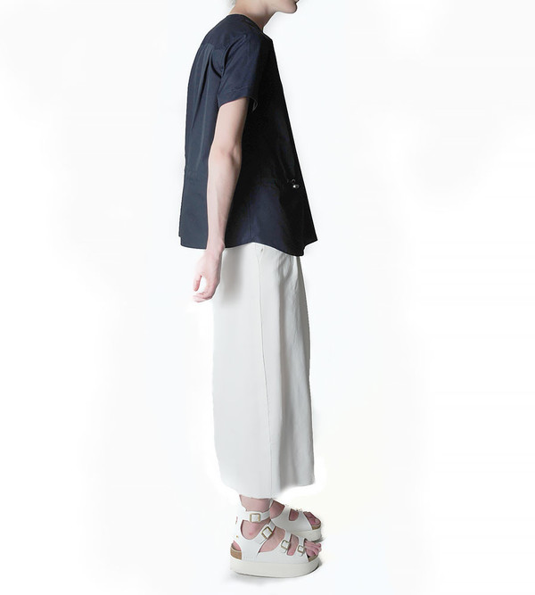 Sacai Luck Short-Sleeve Pullover