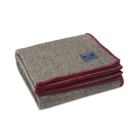Faribault Eco Woven Wool Throw