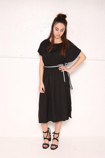 Intentionally Blank NICE Dress in  Black