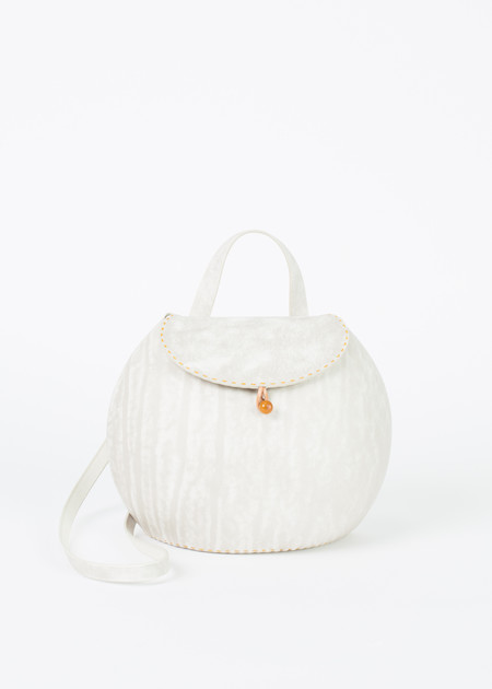 Henry Cuir Innocence Large Gourd Bag