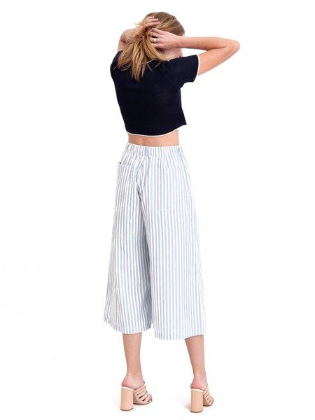 KORDAL Myrtle Pant Azul Stripe