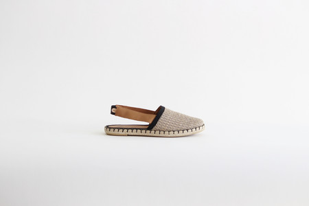Vamp Shoes Portia Twill Espadrille