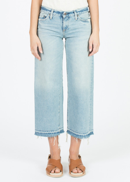 Simon Miller Grants Crop Jean