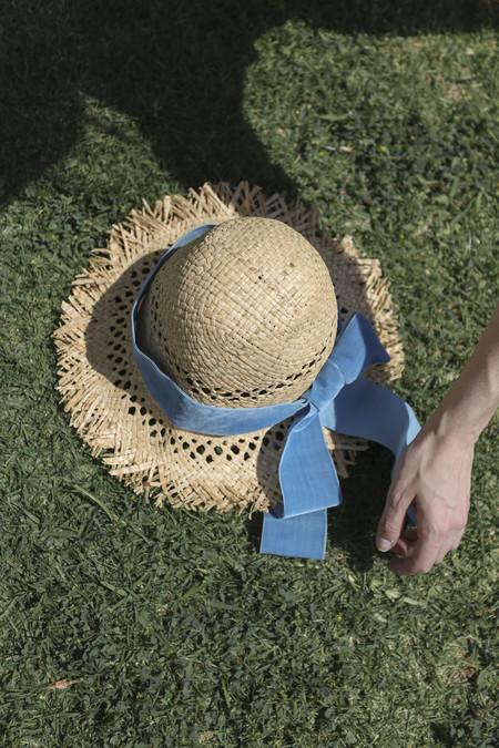 TRADEMARK Madeleine Hat in French Blue