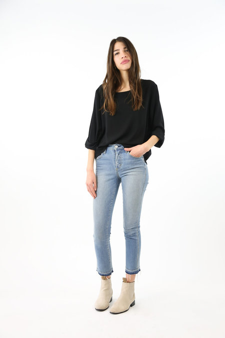 Toit Volant Claire Top - Black
