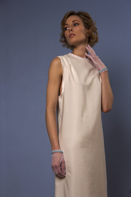 "Opal Heart ""Gloss"" Rayon Dress"