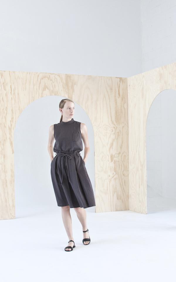 Wrk-shp Draft Skirt