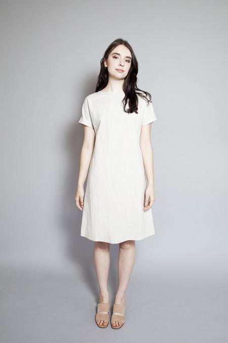 Ode to Sunday - Cecilia Dress Cream