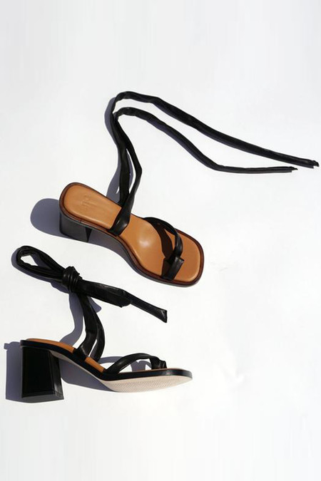 LOQ Leather Milu Sandal