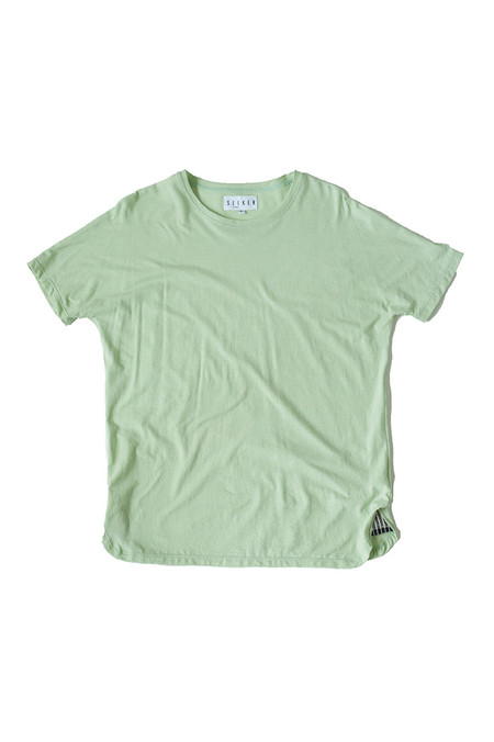 Unisex SEEKER Dolman Tee in Mint