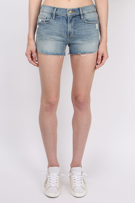 FRAME Denim Le Cut Off Tulip