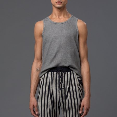 KRAMMER & STOUDT - Knit Tank Top - Grey