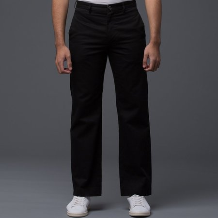 KRAMMER & STOUDT Brighton Trouser -­ Black