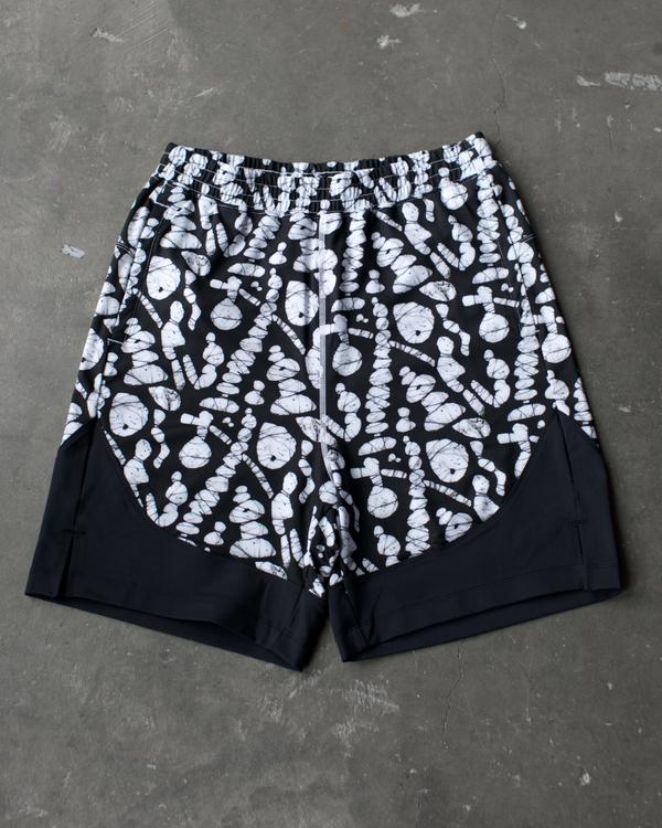 Men's Osei-Duro x the lab Cassava Short | Pebble Print