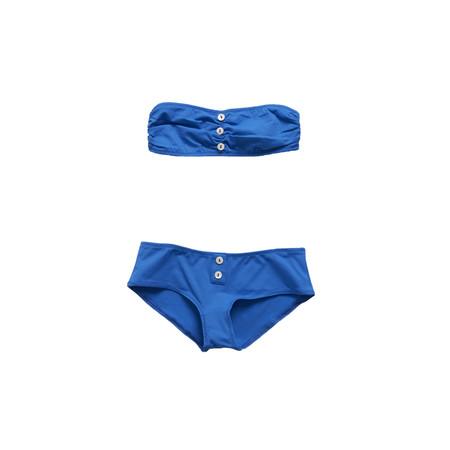 Kids Pacific Rainbow Marnie Swimsuit - Bleu Electrique
