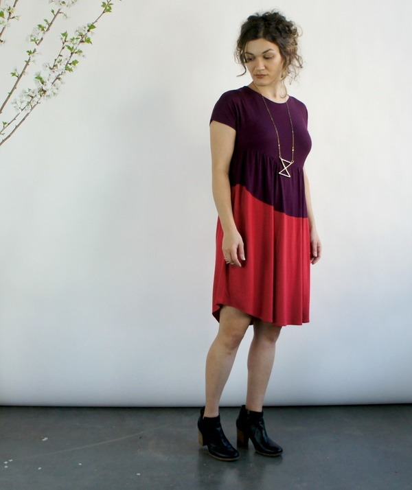 Luna Dress by Dagg & Stacey