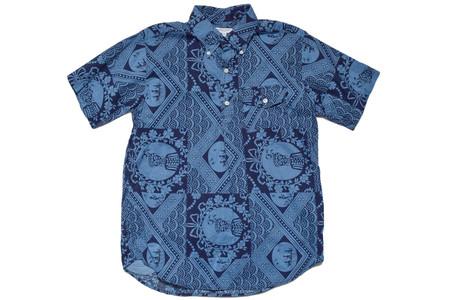 Engineered Garments Popover BD Shirt