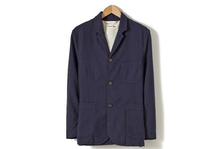 Universal Works Panama Cotton Suit Jacket