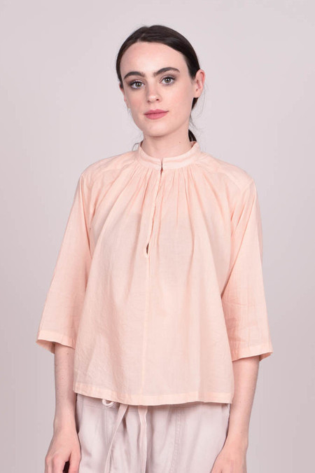 Apiece Apart Shirred Agata Top