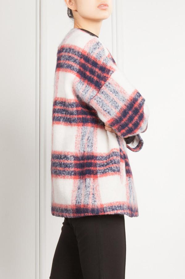 Few Moda Tartan Cardigan/Coat