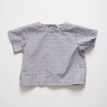 Kid's Jody Back Button Shirt