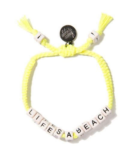 Venessa Arizaga Life's A Beach Bracelet