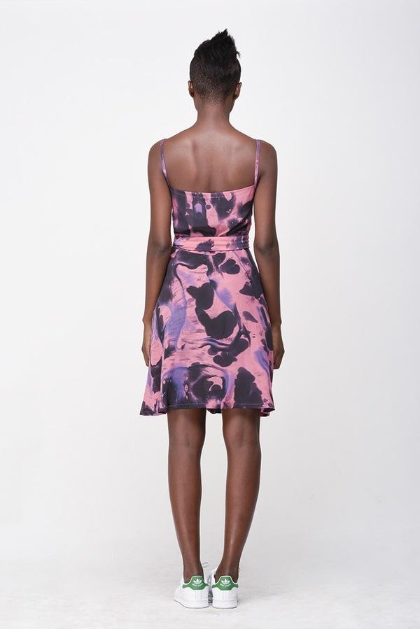 Osei-Duro Ovil Wrap Dress