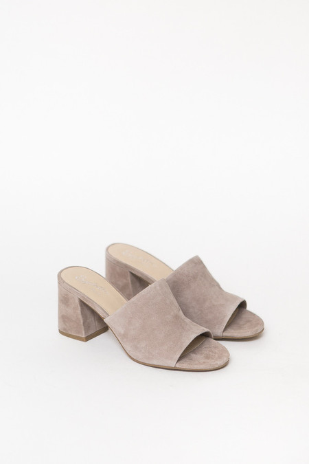 Seychelles Commute Mule / Taupe Suede