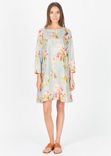 Pero Oversize Long Sleeve A-Line Dress