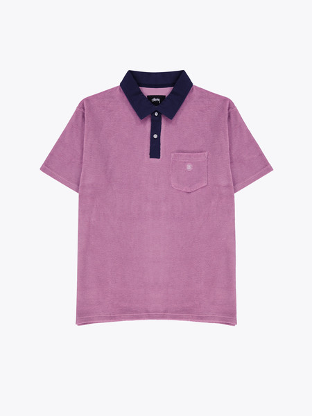 Stussy Reverse Terry Polo