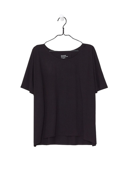 Kowtow Oversized Top - Black