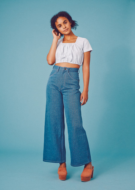 Samantha Pleet Dream Jeans - Ultramarine