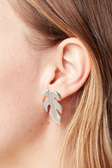 Lady Grey Stera Ear Crawler (Silver)
