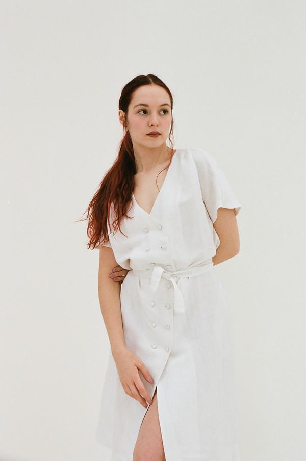 hannah kristina metz Charlotte Bartlett Dress