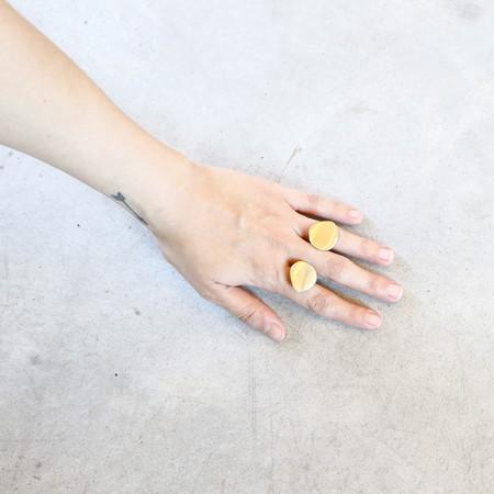 Ariana Boussard-Reifel Judith Ring in Brass