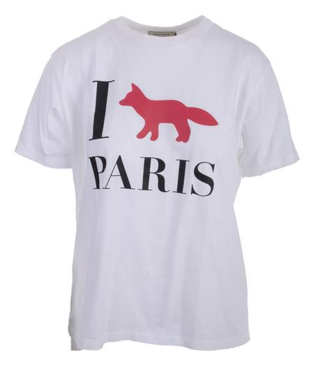 Maison Kitsune I Fox Paris T-shirt