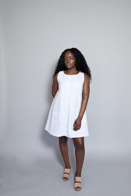 Samantha Pleet – Trapeze Dress