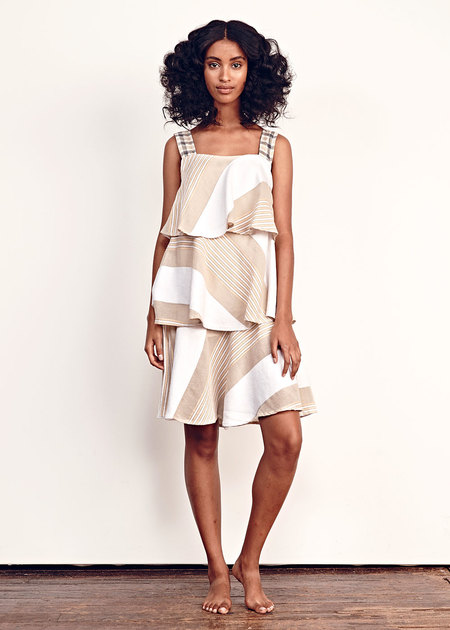Ace & Jig Simone Dress