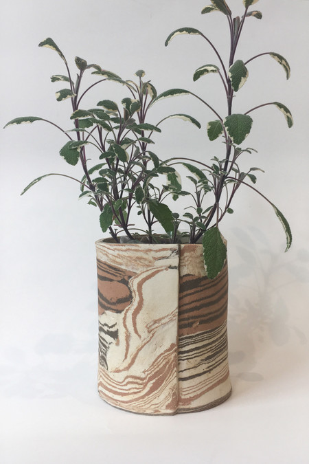 IIIVVVYYY Canyon Planter - natural