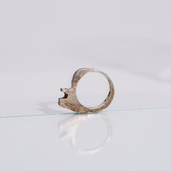 Alice Waese Two Prong RIng