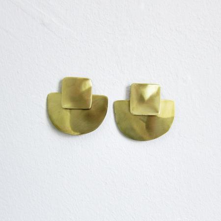 Sibilia boat earrings