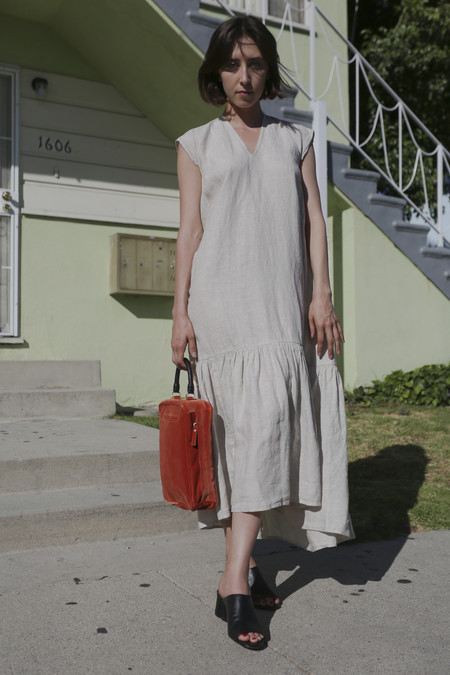 Rachel Comey Ethridge Dress in Natural