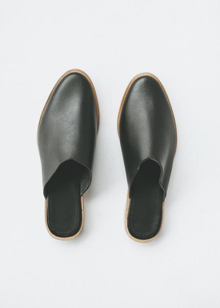 Osborn Mule in Black