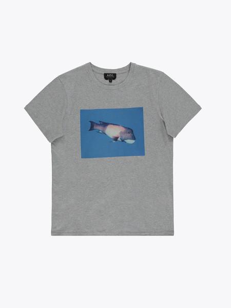 A.P.C. T-Shirt Poisson