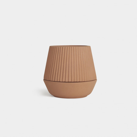 Umbra Shift Pleated Planter