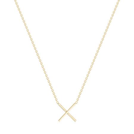 Hortense Kiss Necklace