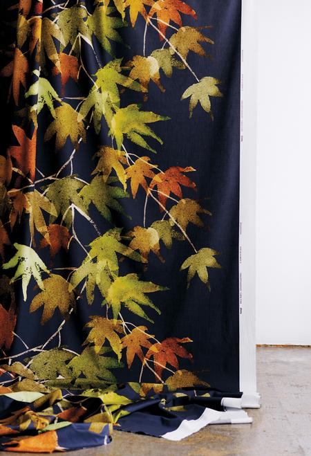 Samuji Japaninvaahtera Fabric
