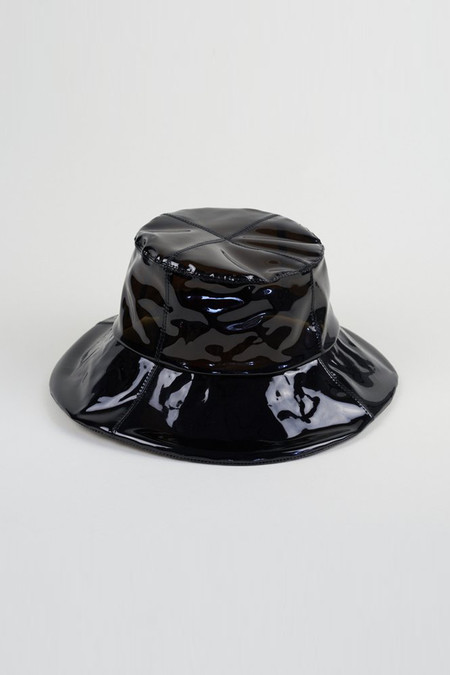 Clyde Vinyl Bucket Hat